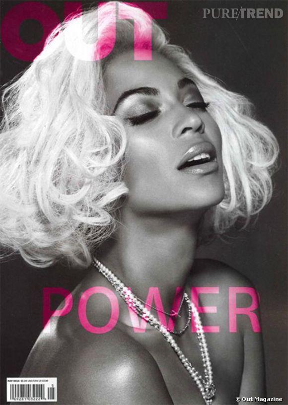 Beyoncé parle de sexe dans Out magazine de mai 2014.
