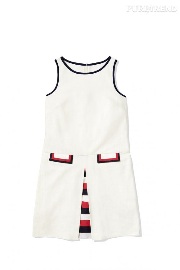 "Tommy Hilfiger et Zooey Deschanel lancent la collection ""To Tommy From h Zooey"" disponible dès le 11 avril 2014 sur le site tommy.com."