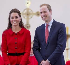 Kate Middleton et le Prince William : un grand moment de solitude (vidéo)