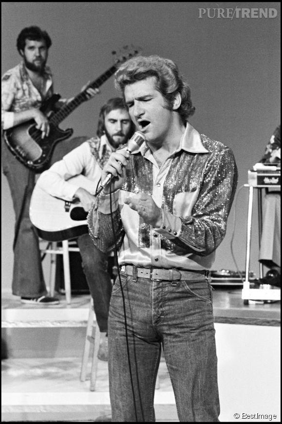 Eddy Mitchell enregistre un album aux États-unis en 1975.