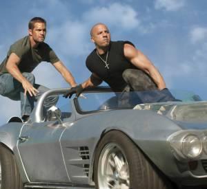 Vin Diesel et Paul Walker, collègues de boulot pour Fast & Furious.