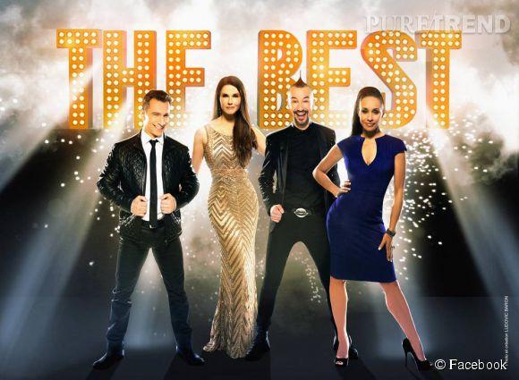 """La deuxième saison de l'émission """"The Best : le meilleur artiste"""" commence vendredi 18 avril sur TF1."""