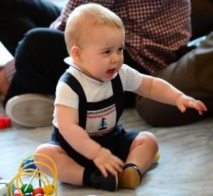 Prince George, Blue Ivy, North West... Les bébés les plus influents du monde