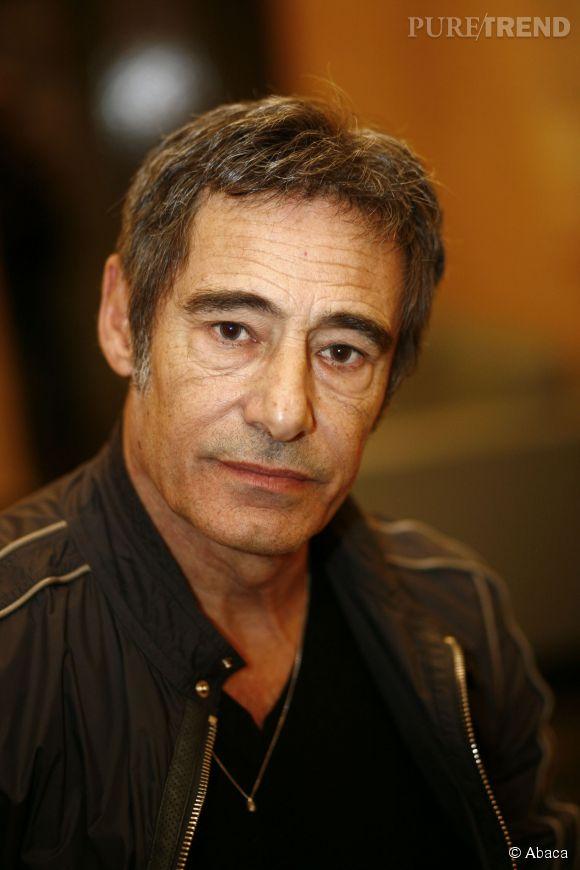 """Gérard Lanvin, en décembre 2010, lors du photocall du film """"Le Fils A Jo""""."""