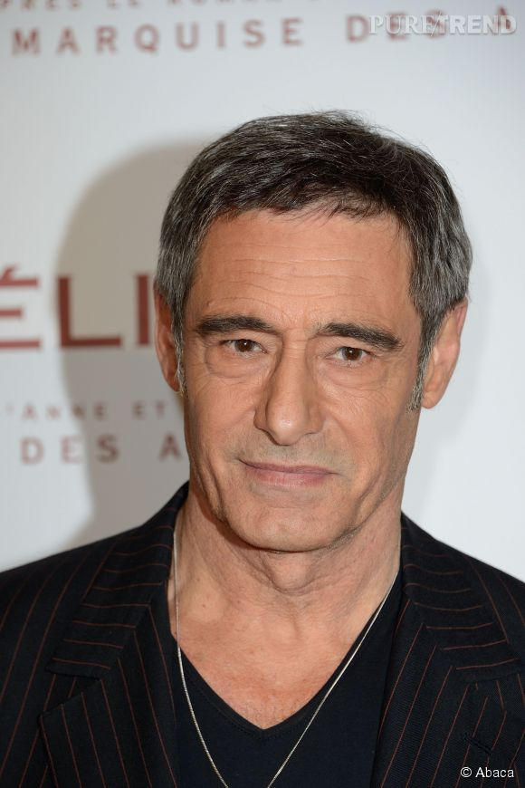 Gérard Lanvin, un acteur au tempérament bien trempé.