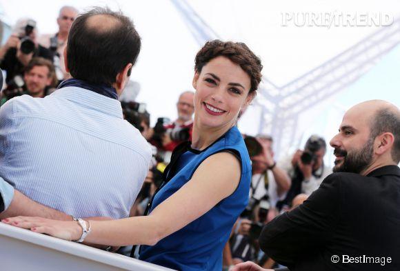 Bérénice Bejo lors du festival de Cannes 2013.