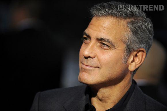 George Clooney s'est fiancé avec Amal Alamuddi. Le mariage en 2014.