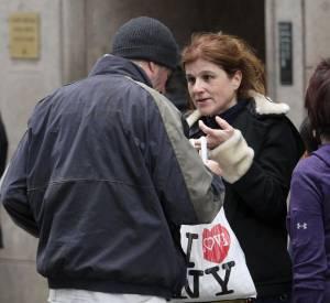 Karine Valnais-Gombe, la touriste française qui a cru que Richard Gere était un SDF.
