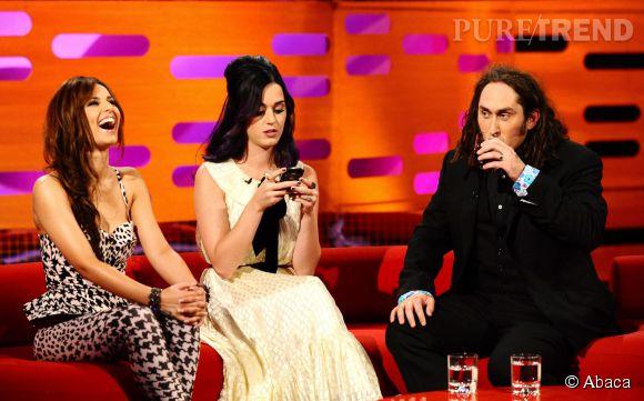 Katy Perry grande adepte de Tinder.