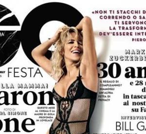 Sharon Stone : 56 ans et plus sexy que jamais en body pour GQ Italie