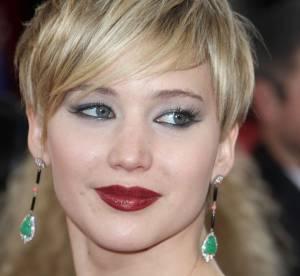 Jennifer Lawrence, gros bad trip dans les escaliers de Madonna