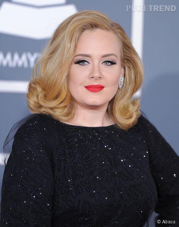 """Adele, bientôt de retour avec un nouvel album baptisé """"25"""" ?"""