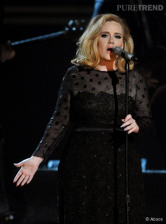Adele : un 3e album avant la fin de l'année ?