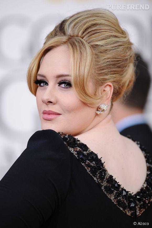 Adele : la jeune maman travaille sur son 3e album.