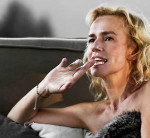 "Sandrine Bonnaire dans le film ""Salaud, on t'aime""."