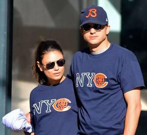 Mila Kunis enceinte : grossesse confirmée... par des envies de cornichons !