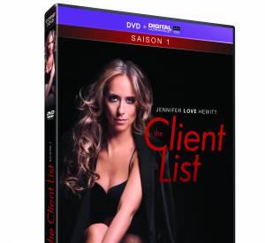 """Le DVD : """"Client List"""", saison 1. 24.99 €."""