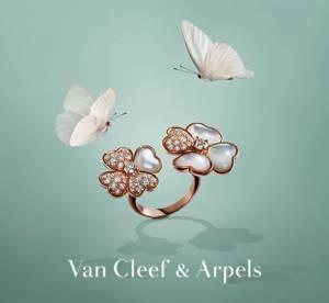 Cosmos, la flore précieuse de Van Cleef & Arpels