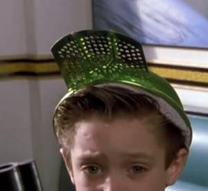 """Le premier rôle d'Elijah Wood est celui d'un gamin du futur dans """"Retour vers le Futur 2""""."""