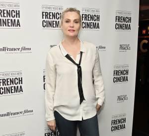 """On a récemment vu Emmanuelle Seigner dans le film """"La Vénus à, la Foururre""""."""