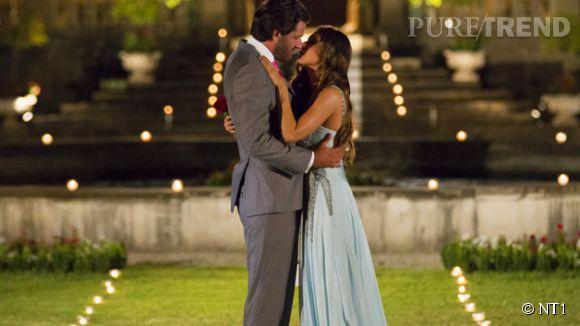 Paul le Bachelor 2014 a trouvé l'amour dans les bras d'Alix.