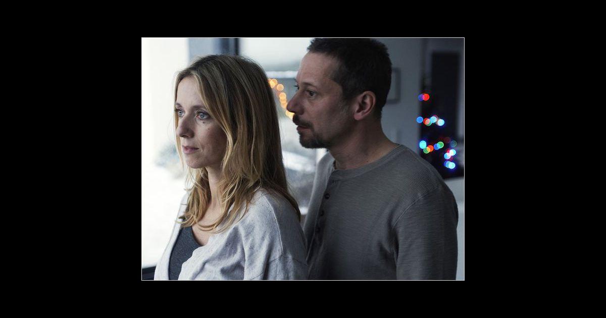 Mathieu amalric est le mari de l a drucker dans le film la for Amalric la chambre bleue