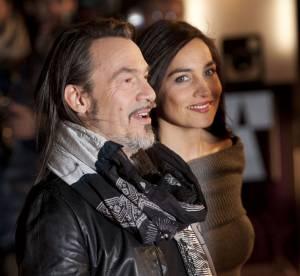 Florent Pagny et sa femme : 'Il n'arrive rien dans ma vie sans qu'elle soit là'