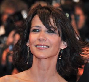 Sophie Marceau à Cannes 2014 : moulée dans son bustier, une apparition de rêve
