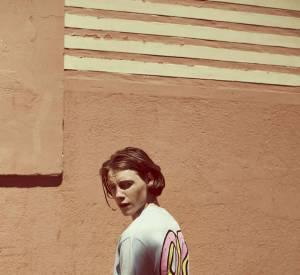 Shooting du troisième numéro du magazine Collective d'Urban Outfitters.