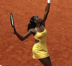 Venus Williams ose la robe découpée en 2000.