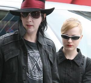 Evan Rachel Wood est l'ex du chanteur Marilyn Manson.