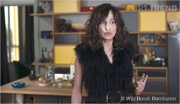 """Valérie Lemercier revient sur son film """"100% cachemire""""."""