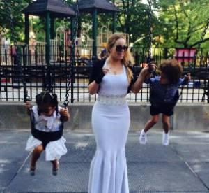 Mariah Carey, petite erreur de dress code !
