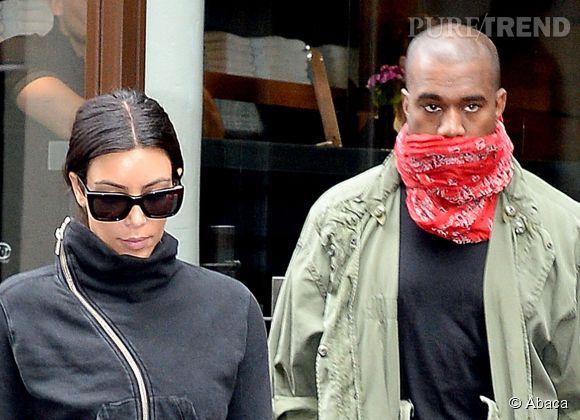 Kim Kardashian et Kanye West sont consternés, ils vont devoir vivre avec Kris Jenner.
