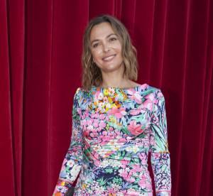 Sandrine Quétier : audace et imprimé fleuri au Festival de Monte Carlo