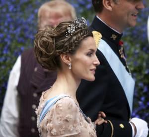 Letizia d'Espagne et ses diadèmes, les joyaux fétiches de la couronne espagnole
