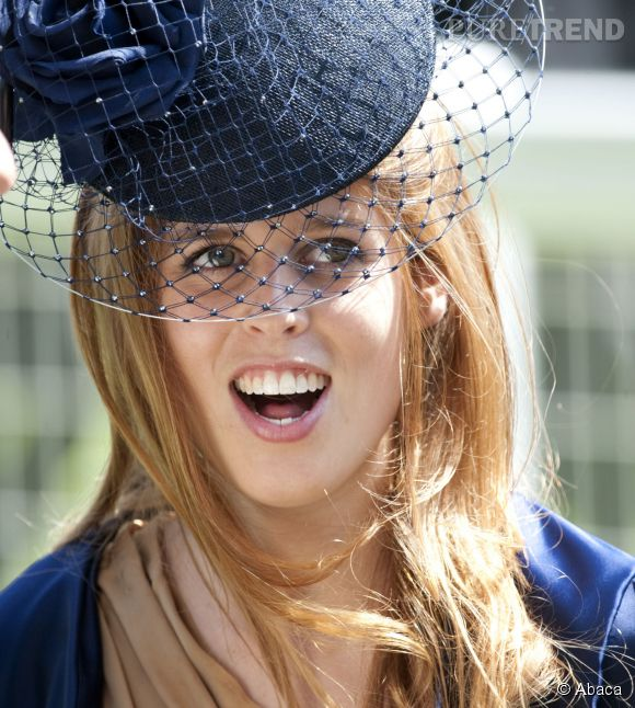 Beatrice d'York à Ascot en 2010.