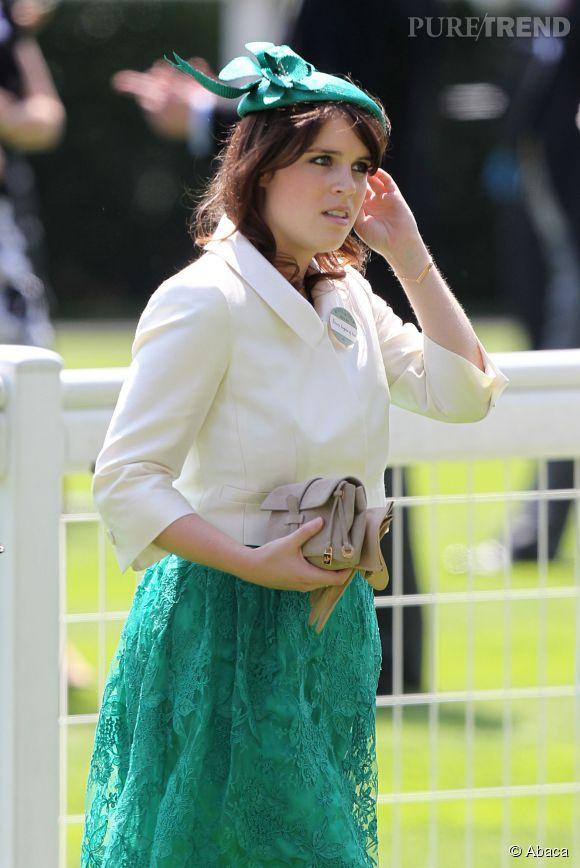 Eugenie d'York à Ascot en 2011.