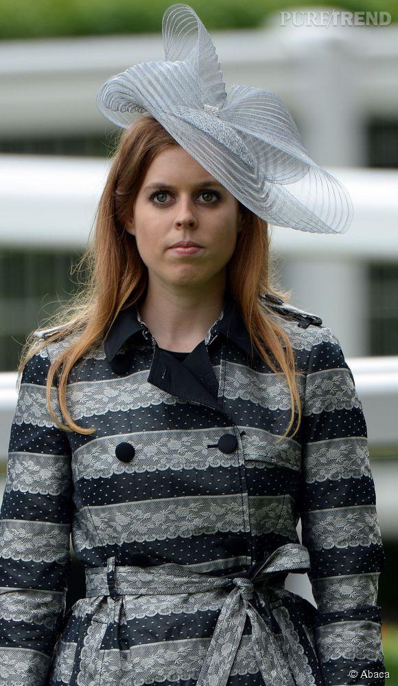 Beatrice d'York à Ascot en 2013.
