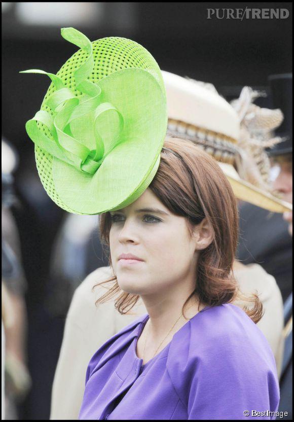 Eugenie d'York à Ascot en 2009.