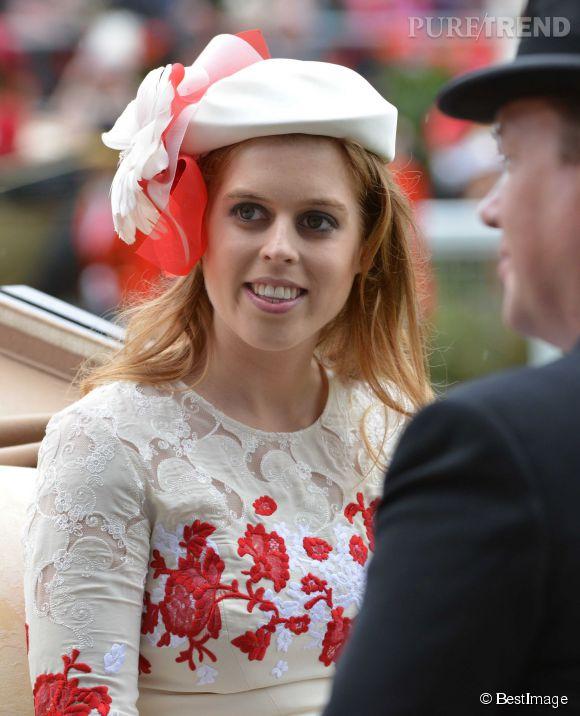 Beatrice d'York à Ascot en 2012.