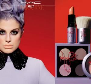 La collection de Sharon et Kelly Osbourne pour MAC sera disponible en France en août 2014.