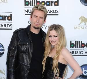 Chad Kroeger et Avril Lavigne en 2013.