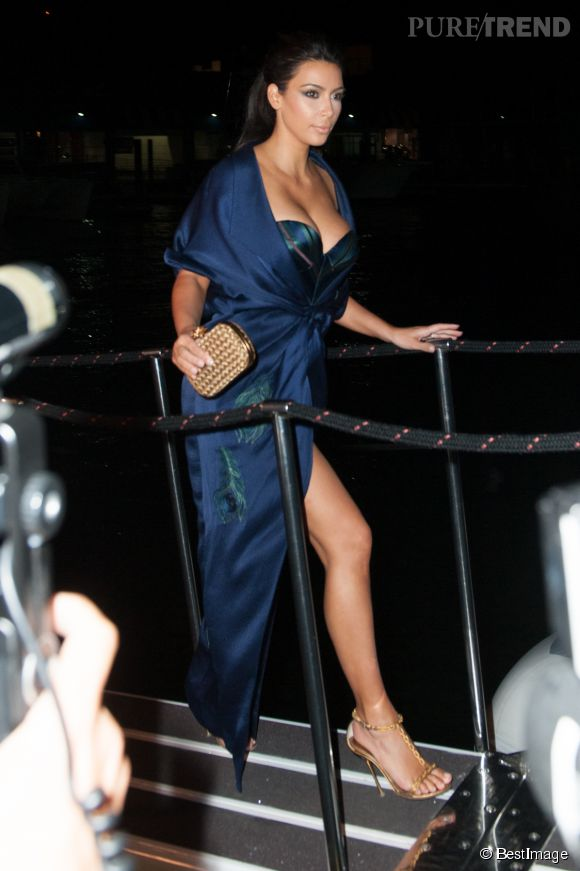 Kim Kardashian, la reine du too much ?