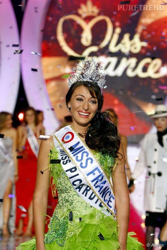 Rachel Legrain-Trapani fut Miss France 2007.
