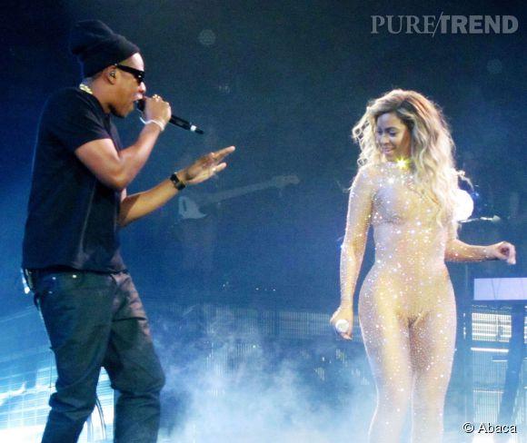 Beyoncé et Jay-Z règlent leurs comptes en plein concert.