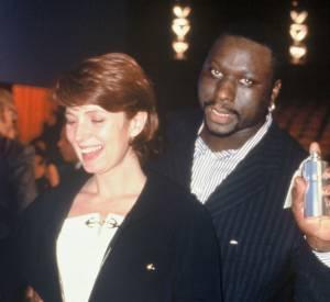 Mouss Diouf et Véronique Genest se sont cotoyés près de 14 ans sur le tournage de la série Julie Lescaut.
