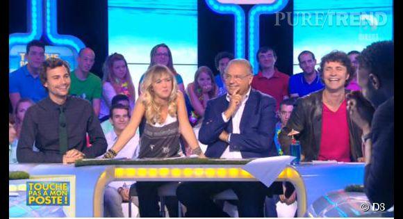 Les chroniqueurs de TPMP attendent des explications sur des propos vexants tenus par Jérôme Anthony à propos de l'émission de D8.