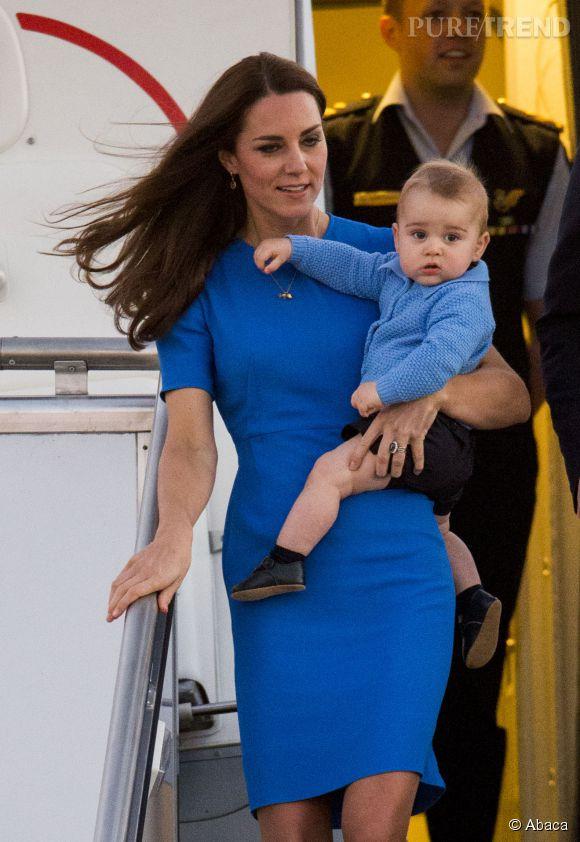 Le Prince George fête son anniversaire le 22 juillet 2014, les rumeurs disent qu'un second bébé serait en route pour Kate Middleton et qu'il y aurait une double fête ce jour là.