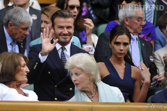 David Beckham aurait pris 5 kilos en quelques mois : Victoria le met au régime !